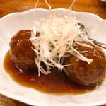 上海ブラッセリー - 手作り肉だんご(3コ)   600円