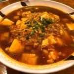 上海ブラッセリー - 麻婆豆腐麺 880円