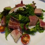 モワルーズ - お肉屋さんのサラダ