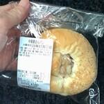 ベーカリーモリ - 中華豚まんパン120円