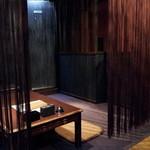 和食居酒屋 品川や - 2階席です。