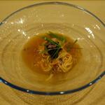 Haramasa - 海老とトマトの素麺