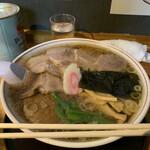 132553123 - チャーシュー麺大盛!
