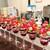 デセール ル コントワール - 料理写真:さくらんぼパフェが勢ぞろい