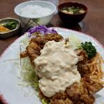 金なべ亭 - 料理写真: