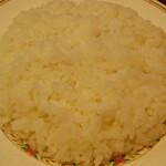グリルハンター - ライスのアップ・手ごねハンバーグ&鉄板牛肉パスタ(ライス&スープ付)