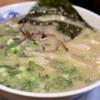 じらい亭 - 料理写真:豚骨ラーメン