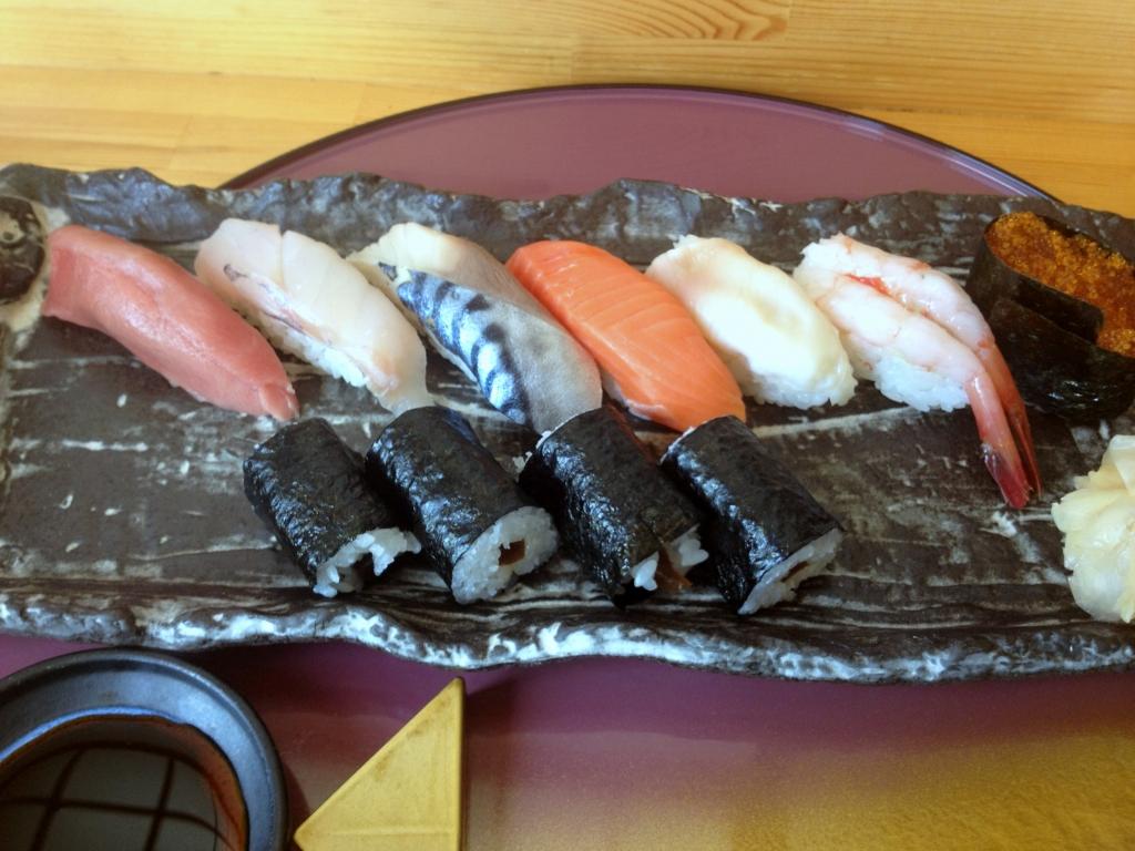 寿司処にし川