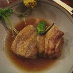 味の王様 - 豚角煮 肉料理もいけます
