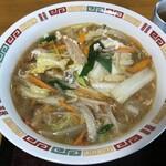 まとば食堂 - 料理写真:五目中華