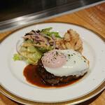 鉄板肉酒場 横川トレス - 料理写真: