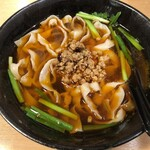 中華料理 一品軒 - 料理写真:台湾刀削麺(698円)