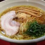 麺王道 勝 - 醤油らーめん