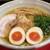 麺王道 勝 - 料理写真:味玉らーめん