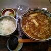 謙徳蕎麦 - 料理写真:カレー南蛮小ライス付き