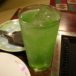 三喜 - 青リンゴサワー