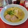 秀楽 - 料理写真:ラーメン」「中」「煮玉子