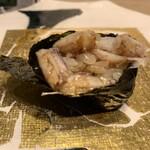 第三春美鮨 - 蝦蛄爪軍艦