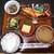 釜めし魚政 - 料理写真:焼魚定食ランチ(サバ;ご飯大盛り)