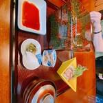 割烹旅館 鶴屋 - 料理写真: