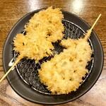大阪串かつ テンテコマイ - レンコン