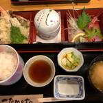 十勝芽室 さくら亭 - 料理写真:さくら膳…1,500円