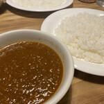かれんど - 料理写真:キーマカレー