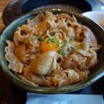 Yakinikuheijoen - 焼肉丼セット980円