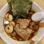 麺屋 優創 - 魚介みそラーメン