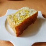 フェリーチェ - パン(オレンジオイルがけ)