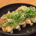 日本栄光酒場 ロッキーカナイ - ネギバカポン酢