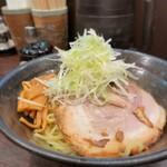 らー麺山之助 - らー麺山之助 本店@山形 からし味噌つけめん 麺