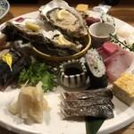 東池袋 魚金 - 魚金はこれだけ頼めば、日本酒3杯ぐらいはいけちゃいます。