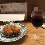 東池袋 魚金 - コロッケは確かに美味しんだけどね。