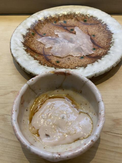 すし菊地の料理の写真