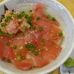 浜焼太郎  - まぐろづくし丼