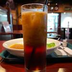 HUB - プレーンカレー&アイスコーヒー
