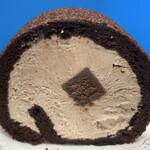 チョコレート工房 クレオバンテール - 長女にはやっぱりチョコレートを味わってもらいたかったので、「生チョコロール」を!!