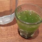 玄三庵  - 青汁