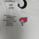 カフェ&ダイニングキッチン ピエロ - 購入したアニバーサリーTシャツ。(¥2500) 背中のデザインが可愛いですね!
