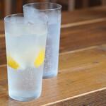 6eme - レモンサワー&ジントニック