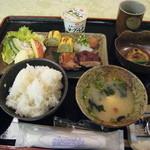 那須塩原ステーションホテル - 料理写真:980円払う価値がある朝食
