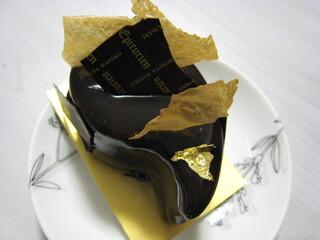 レピキュリアン - チョコバナナケーキ