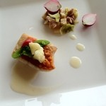 ル シエール - 金目鯛のグリル