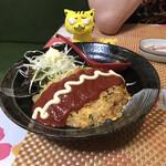 中華レストラン スピリッツ - 料理写真:スピ玉650円