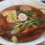 G麺7 - 味玉醤油
