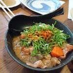 弁慶 - モツ煮