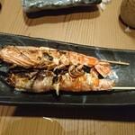 弁慶 - 海老塩焼き