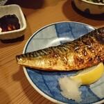 弁慶 - 塩サバ