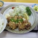 13261099 - 山賊焼き定食 \1000